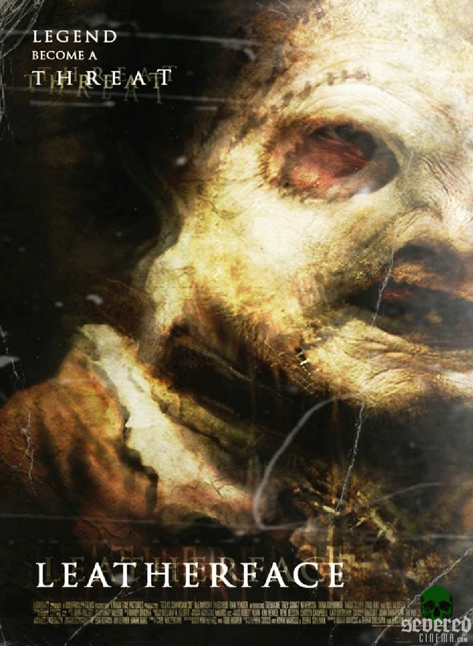 News: Leatherface is coming back again in 2016.