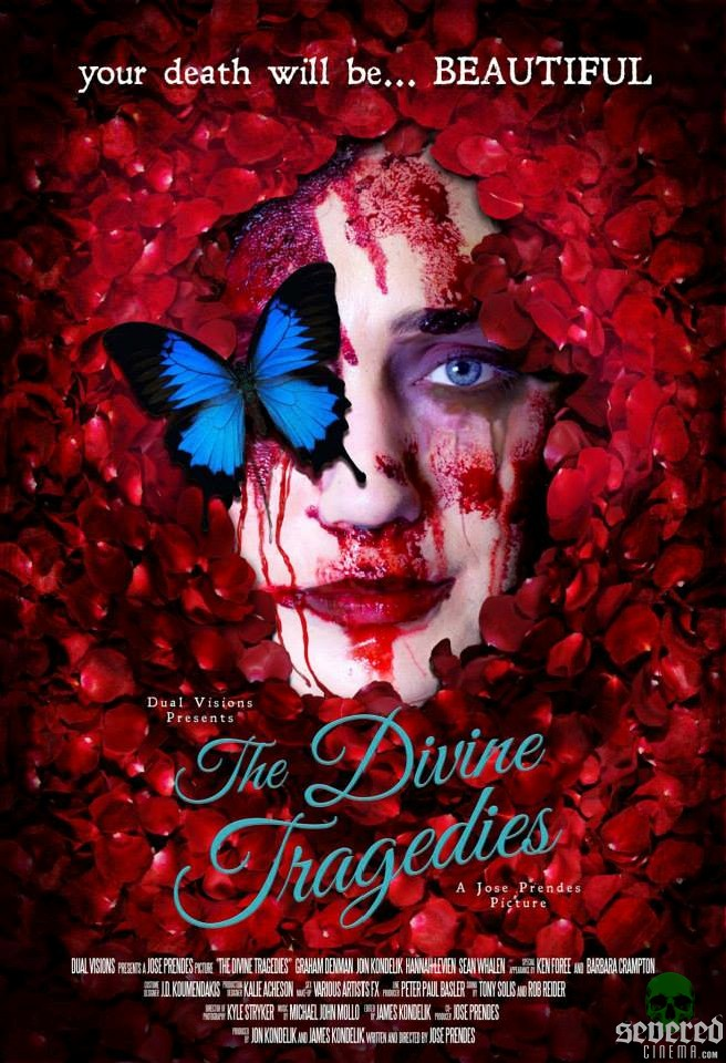 The Divine Tragedy Poster on Severed Cinema