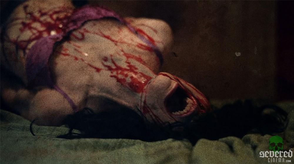 Still from Night of Something Strange on Severed Cinema