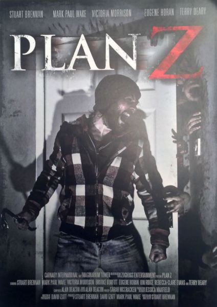 Plan Z Poster on Severed Cinema
