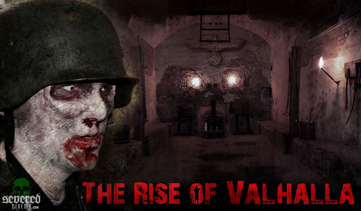 The Rise of Valhalla on Severed Cinema - Click to enlarge