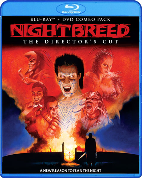 Nightbreed Special Edition Blu-ray from Scream Factory on Severed Cinema