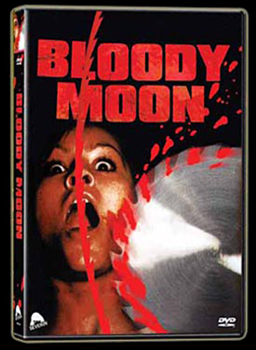 Bloody Moon DVD Art from Severin Films - www.Severed-Cinema.com
