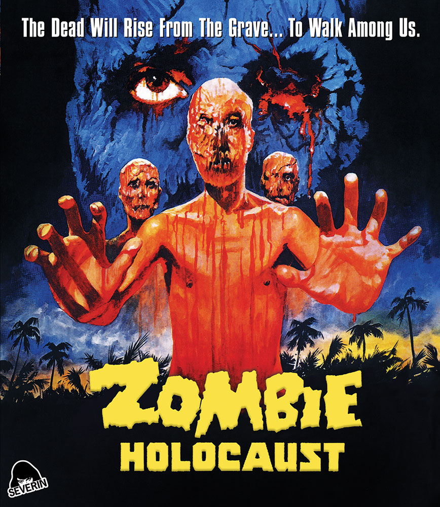 Zombie Holocaust Blu-ray from Severin Films