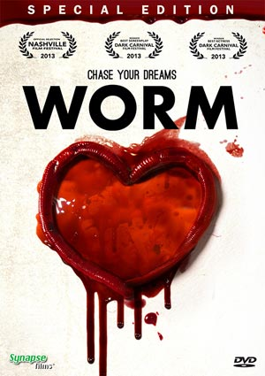 Worm DVD from Synapse Films on Severed Cinema