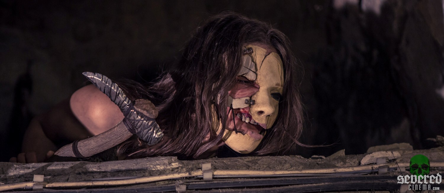 NEWS: The Gruesome Trailer and Production Photos for The Basement and IndieGoGo Pre-Order.