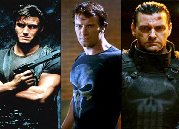 Previous Punishers: Dolph Lundgren, Thomas Jane, Ray Stevenson on Severed Cinema