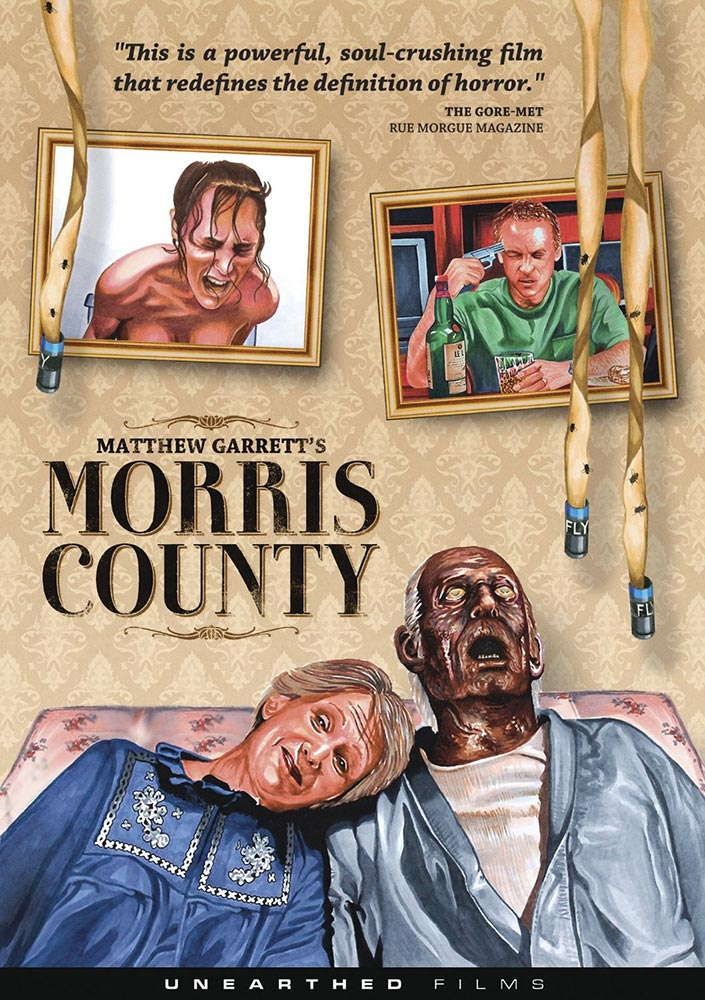 Morris County DVD Cover Art on Severed Cinema