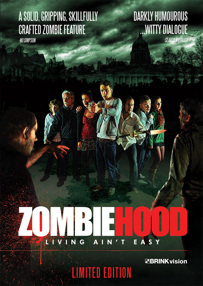 Zombie Hood on DVD and VOD
