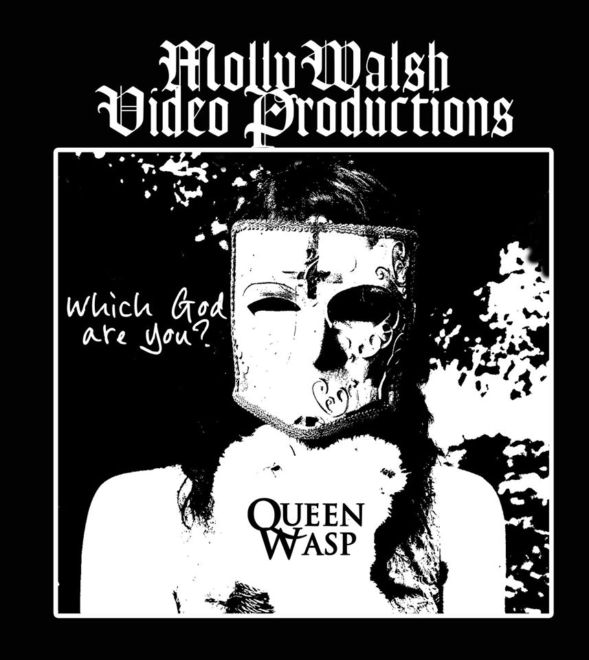 Severed Cinema review of Queen Wasp from Molly Walsh Video