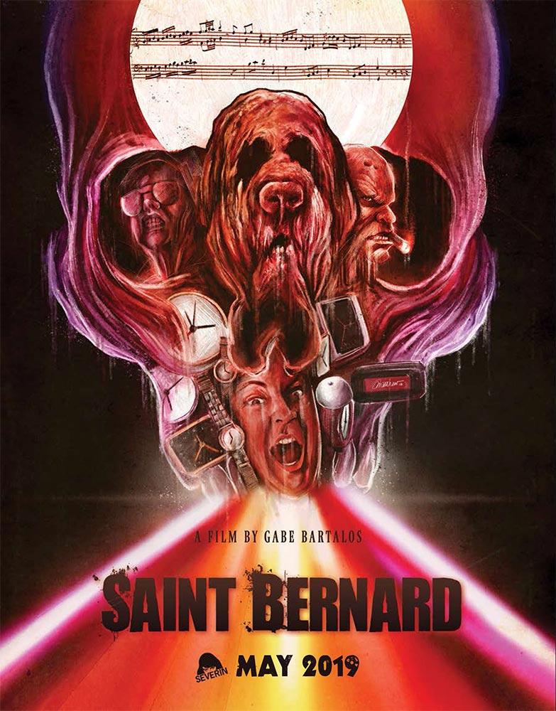 Review of Saint Bernard from Severin Films