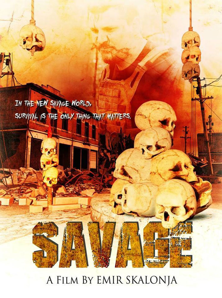 Severed Cinema Review of Savage from FoxTrot Productions.