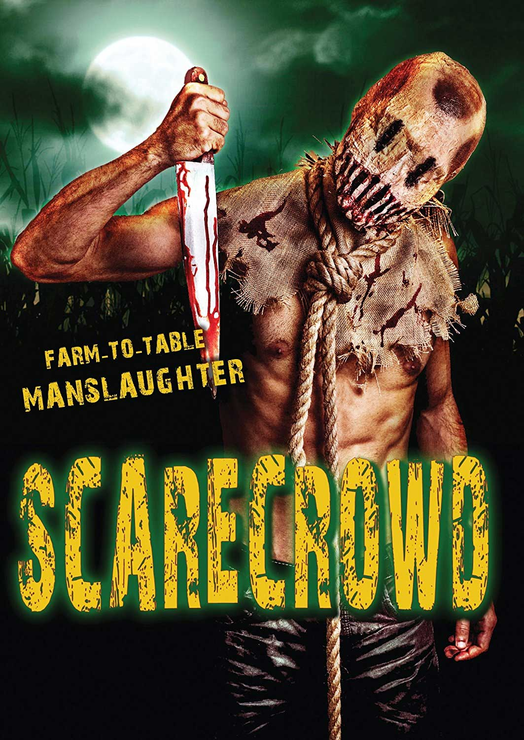 Severed Cinema Review of Scarecrowd from Srs Cinema.
