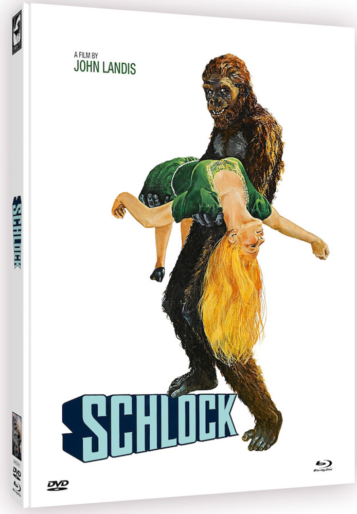 Schlock Review on Blu-ray from Turbine Media Group
