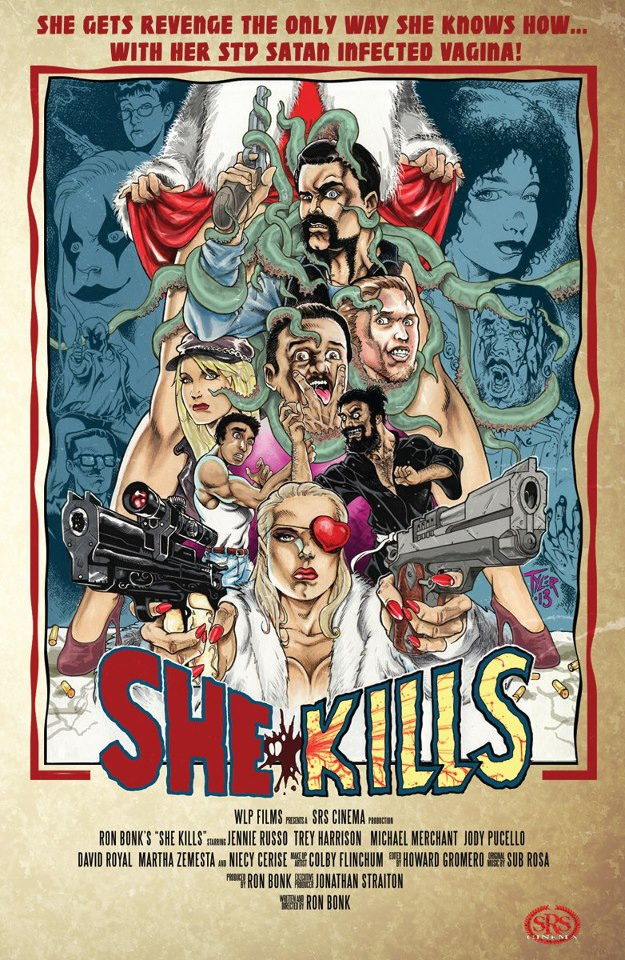 Severed Cinema review of She Kills from SRS Cinema