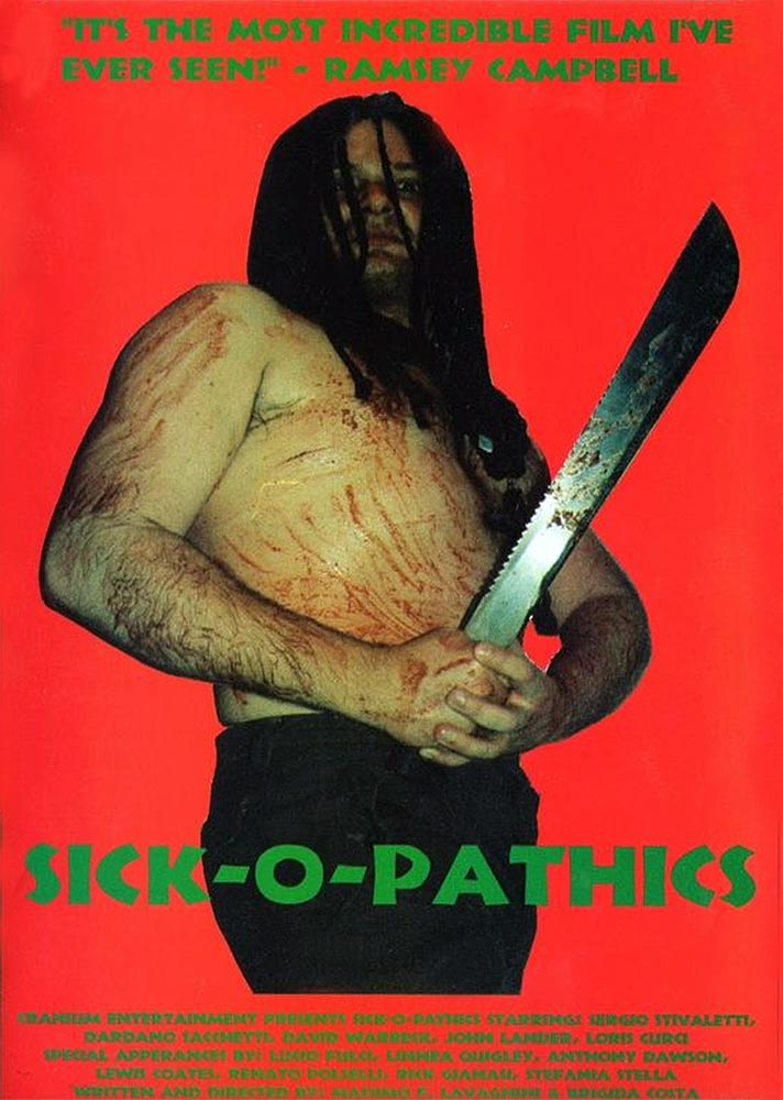 Severed Cinema review of Sick-o-pathics from Cranium Entertainment
