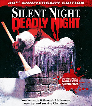 Silent Night, Deadly Night Review on Severed Cinema