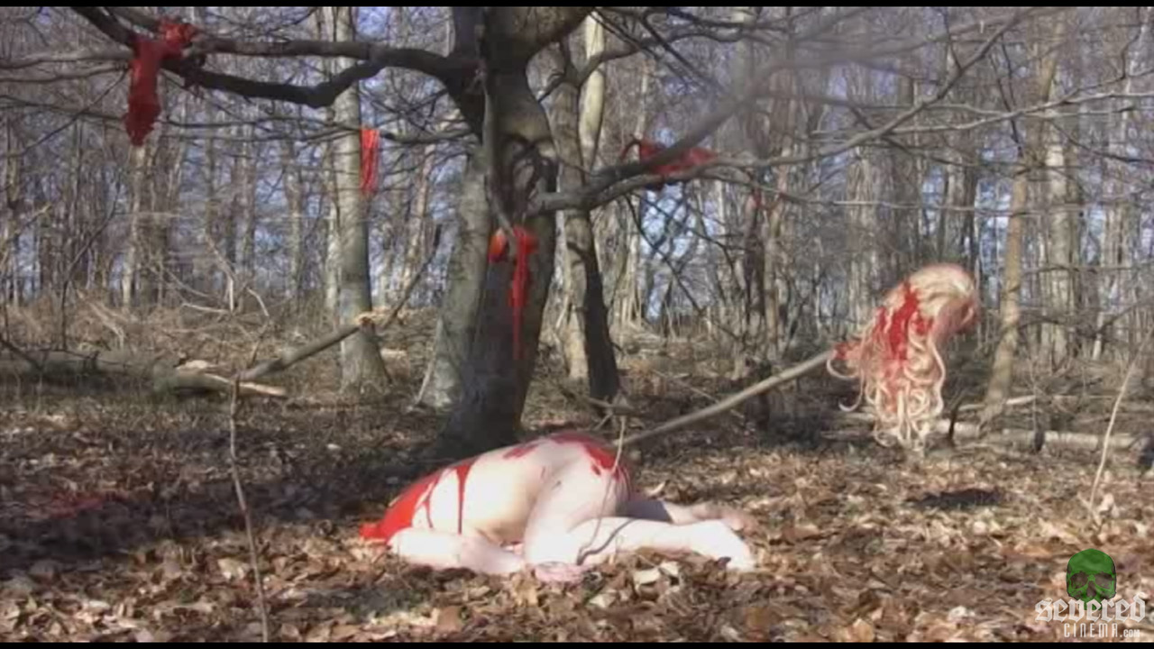 the slaughter movie naked