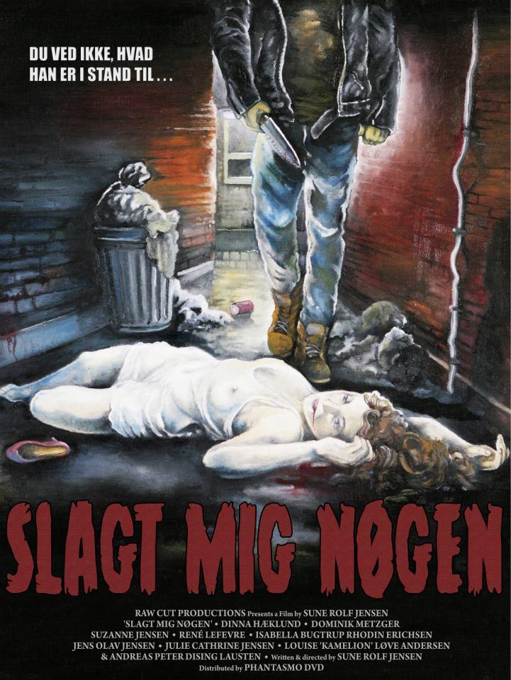 Severed Cinema review of the horror film Slaughter Me Naked (Slagt mig nogen) from Denmark