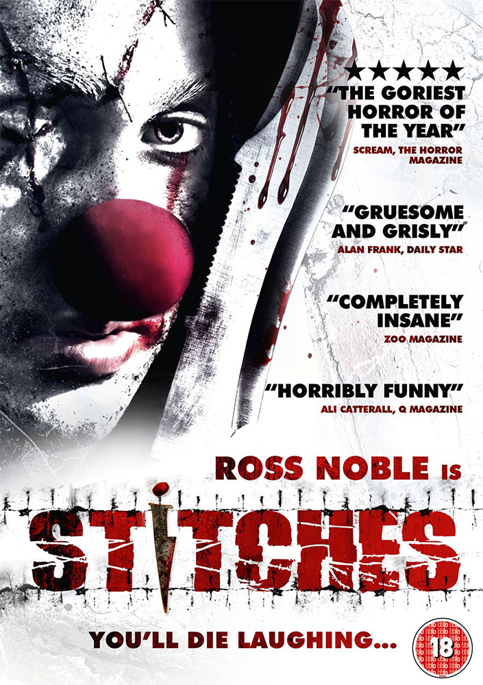 Severed Cinema review of Stitches on DVD and Blu-ray from Kaleidoscope Home Entertainment