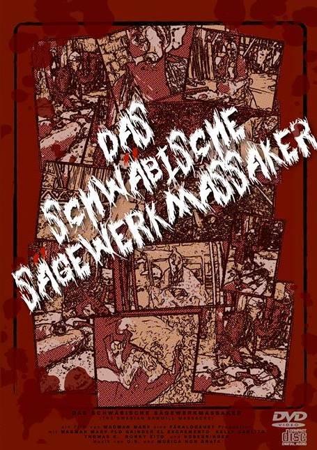 Severed Cinema review of the German gore short film The Swabian Sawmill Massacre (Das Schwabische Sagewerkmassaker)