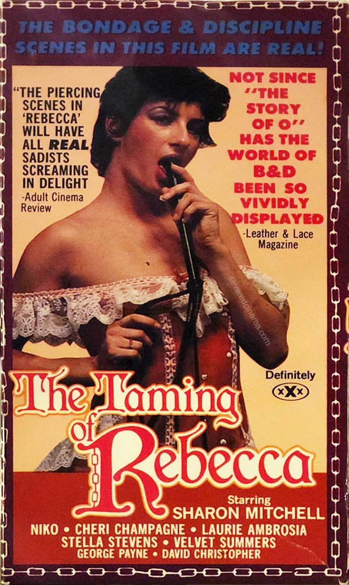 Severed Cinema review of The Taming of Rebecca
