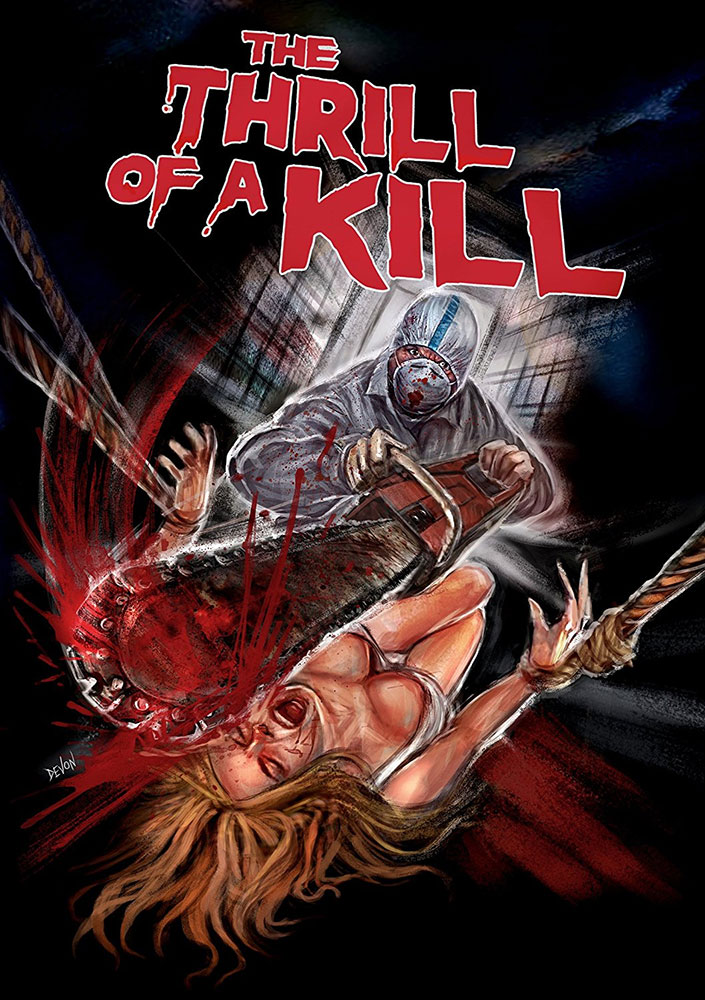 Severed Cinema review of The Thrill of a Kill from Wild Eye Releasing