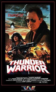 Review of Thunder Warrior a.k.a. Thunder on Severed Cinema.