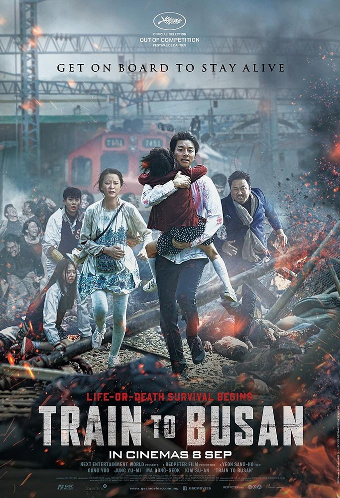 Severed Cinema review of Train to Busan available from Well Go USA