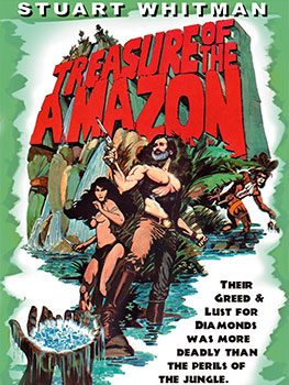 Severed Cinema Review of Treasure of the Amazon on DVD from VCI Entertainment