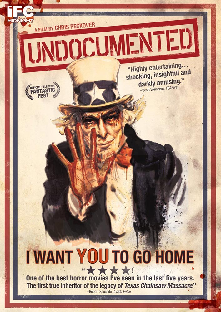 Review of Undocumented from IFC Films on Severed Cinema
