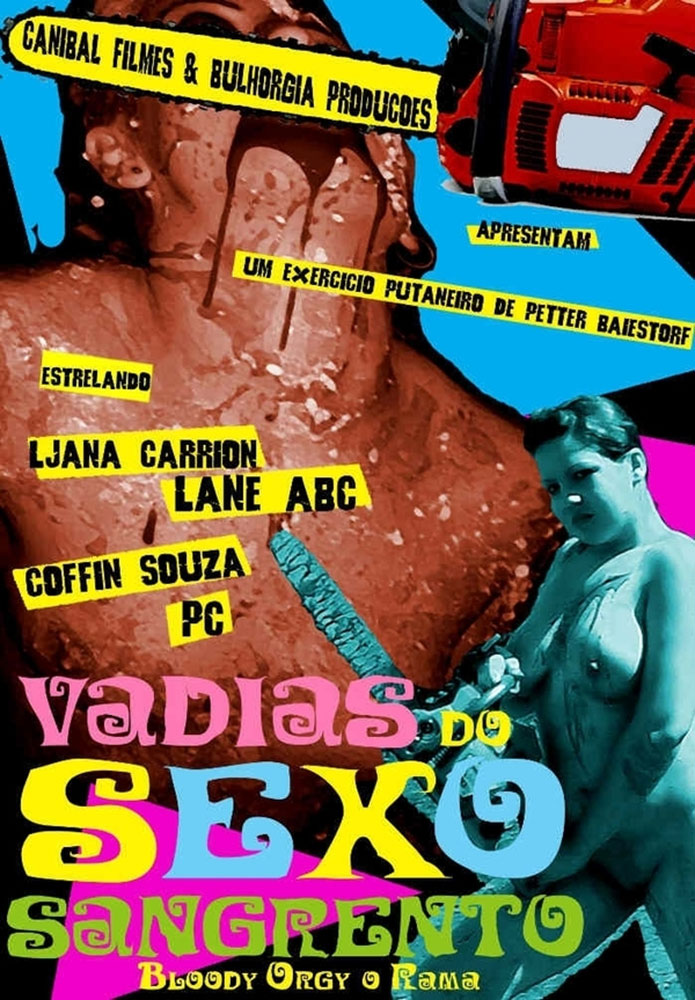 Severed Cinema review of Vadias do Sexo Sangrento (Bloody Orgy O'Rama) from Bulhorgia Productions and Canibal Films