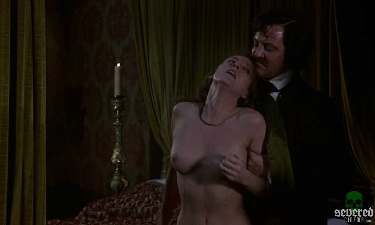 Something is. Lalla ward nude