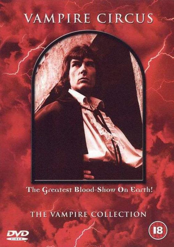 Review of Vampire Circus on DVD from Carlton Visual Entertainment on Severed Cinema