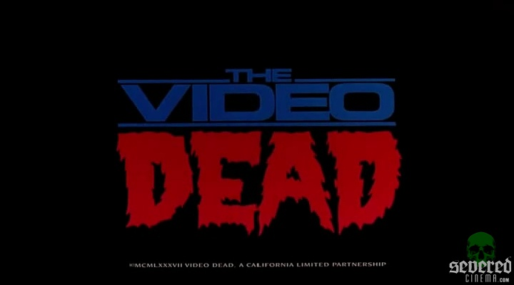 The Video Dead Screenshot on Severed Cinema