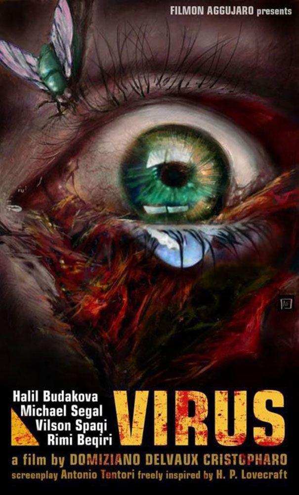 Severed Cinema review of Virus: Extreme Contamination from Filmon Aggujaro