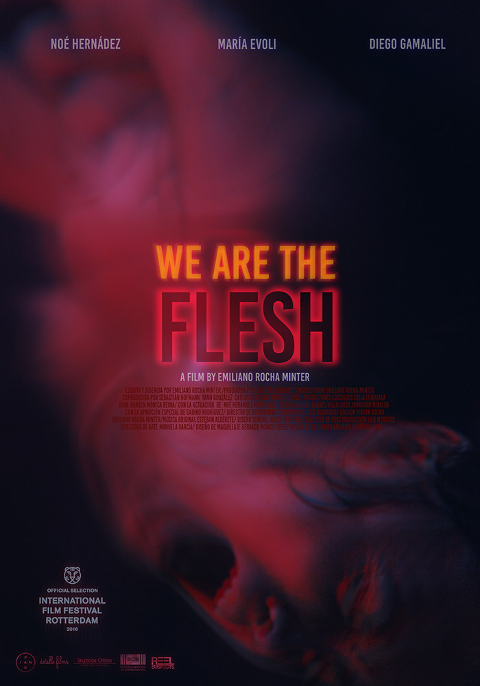 Severed Cinema review of We Are the Flesh from Arrow Films