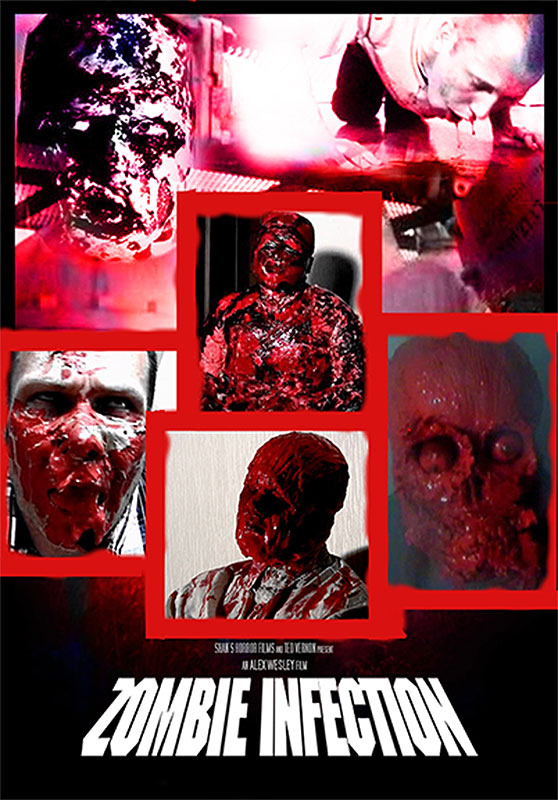 Severed Cinema review of Zombie Infection from Toxic Filth Video