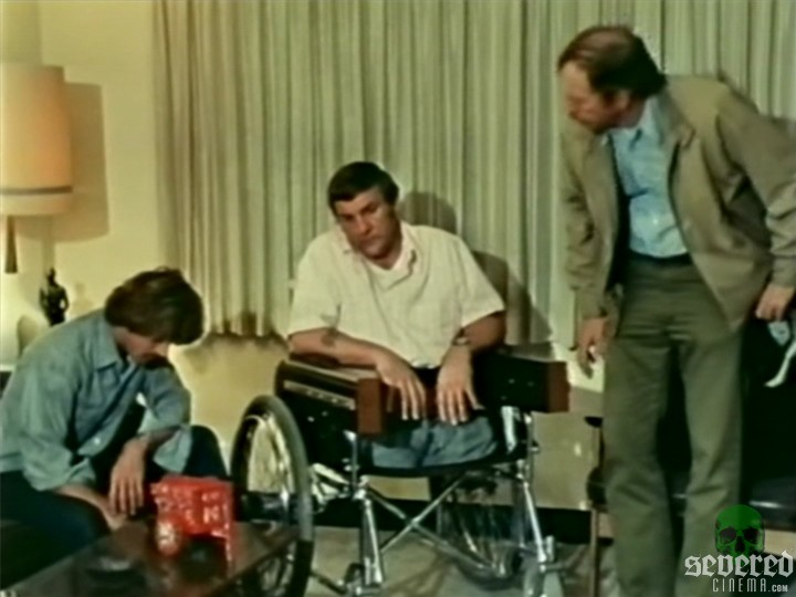 The Amazing Mr No Legs Review From Cinema Artists